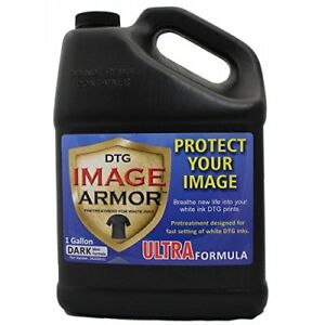Image Armor Ultra Pretreatment For All Dtg Printers Brother Epson Anajet Gallon