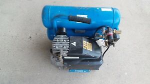 Quincy Air Compressor 2hp 100psi Air Master Series 105605 1 no Loc Aaa 9