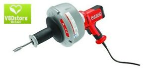 Ridgid 35473 K 45af Sink Machine With C 1 5 16 Inch Inner Core Cable And Autofee