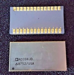 Ad394jd Analog Devices Dac 4 ch 12 bit In 28 pin Cdip