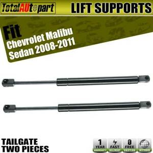 2x Tailgate Lift Supports Shocks Struts Springs For Chevrolet Malibu 2008 2011