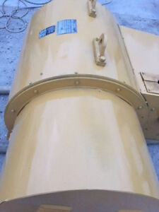 Used 600kw Kato Engineering 4p6 1350 600v 1800rpm 60hz Generator End S n 92015