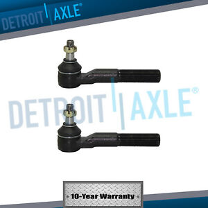 Front Outer Tie Rods For 1996 1997 Lexus Lx450 Toyota Land Cruiser 1991 1997