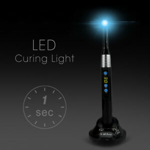 Vakker Dental Wireless I Led 1 Second Curing Light Lamp 2300 Mw cm2