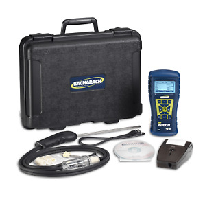 Bacharach 24 8512 Fyrite Intech Combustion Analyzer Reporting Kit