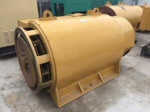 Reconditioned 1200kw Kato 600v 1800rpm 60hz Generator End S n 83405