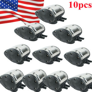 10pc L80 Pneumatic Pulsator Cow Cattle Milker Milking Machine Dairy Farm Milker