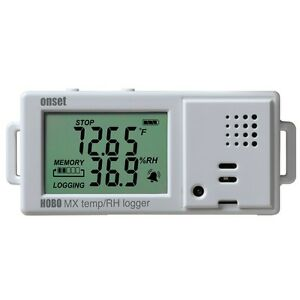 Onset Mx1101 Bluetooth Temperature And Humidity Data Logger