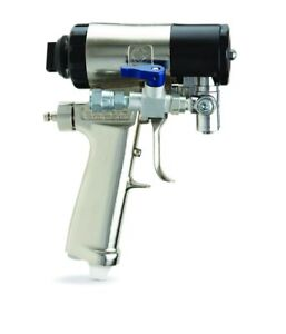 Graco Fusion Clear Shot Cs Liquid Purge Spray Gun With 01 Mixing Chamber Cs01rd