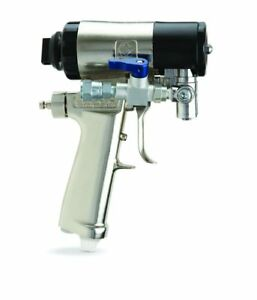Graco Fusion Clear Shot Cs Liquid Purge Spray Gun With 02 Mixing Chamber Cs02rd