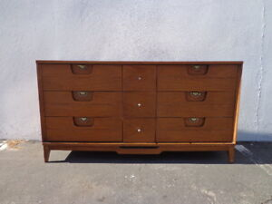 Mid Century Dresser Cabinet Buffet Modern Sideboard Media Console Nursery Table