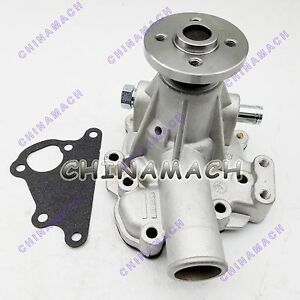 Water Pump U45010062 For Asv Rc30 rc50 rc60 Compact Track Loader