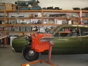1969 Plymouth Dodge Mopar 340 Hp V8 Complete Engine Free Shipping