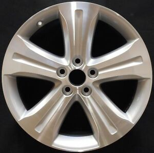 Toyota Highlander 2008 2013 19 5 Spoke Factory Oem Wheel Rim C 69536