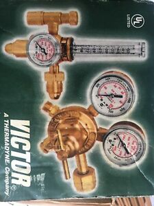 Victor Heavy Duty Pressure Regulator Vts 250d 580 Inert Gas 0781 3513 15 Off