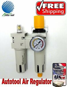 Autotool Tire Changer Air Regulator Lubricator 503 626 Plastic Head