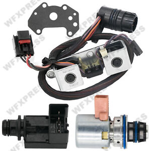 A500 A518 44re 46re 47re 48re Dodge Jeep Transmission Solenoid Kit 2000 up 99169