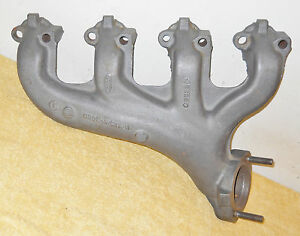 1969 Ford Mustang Shelby Gt 350 Mach 1 Cougar Xr7 Orig 351w Lh Exhaust Manifold