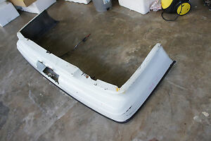 Jdm Honda Civic Ef2 Sh4 Sedan 4dr Kouki Conversion Si Rear Bumper Ef