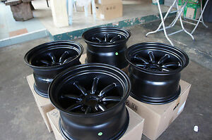 Jdm 15 Ae86 Ta22 Pcd114 3 Staggered Wheels 240z Watanabe Rs Banana Z31 S30