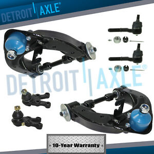 Mitsubishi Montero Sport Upper Control Arm Lower Ball Joint Outer Tierod Kit