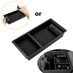 Center Insert Organizer Console Tray Coin Box Fit Gmc Chevy Suburban Tahoe Yukon