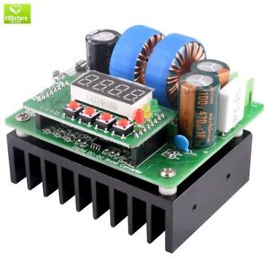 Dc dc Boost Converter quimat Digital controlled Power Supply Stabilizers 6v 40v
