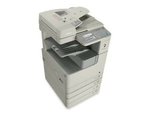 Canon Imagerunner 2545 Copier Printer Scanner 45ppm Low Meter