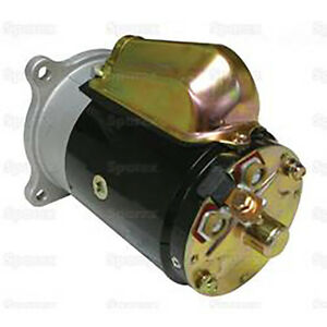 12 Volt Starter Fits In Ford New Holland 2000 3000 3600 4000 4500 Gas Models