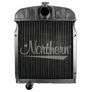 International Tractor Radiator 16 X 16 1 4 X 2 424 444 2424 2444