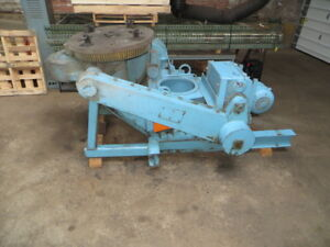 Weld Positioner 14 000 Lb Capacity Cullen Friestedt Excellent Used