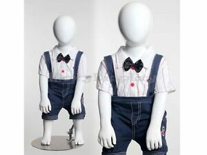 Egghead Little Child Mannequin Dress Form Display cd1 mz