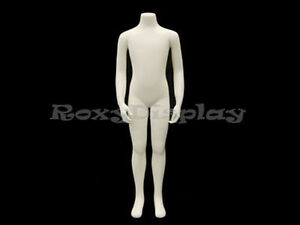 Headless 8 Yrs Child Mannequin Dress Form Display md cw8y