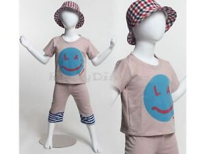 Egghead Little Child Mannequin Dress Form Display mz cd3