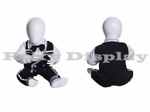 Egghead Little Child Mannequin Dress Form Display mz miu3