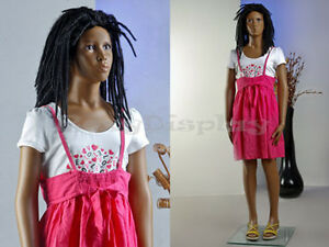 Child Fiberglass Mannequin Dress Form Display mz sk06