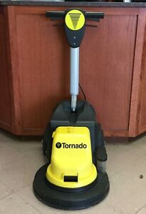 Tornado Battery Glazer 17 High Speed Floor Burnisher Polisher local Pick up