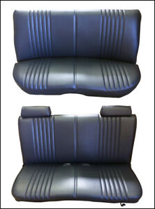 Chevrolet Monte Carlo Complete Set Seat Covers Factory Replacement 1978 1982