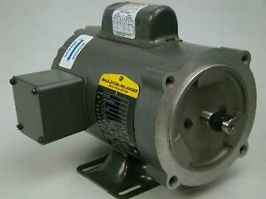 Baldor Reliancer 1 4hp Industrial Motor Single Phase 115 230v Kp1964