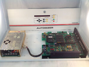 Tomtec Autogizer 700 161 System Power Supply And Main Board