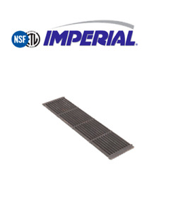 Imperial Range 6x24 Top Grate This Is An Oem Part part 5000 part 1220