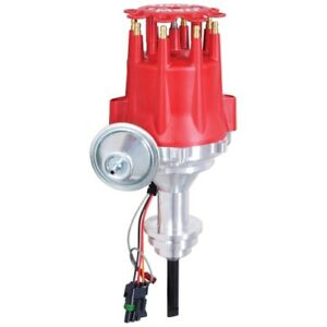 Msd Ignition 8388 Pro Billet Ready To Run Distributor For Chrysler 318 360