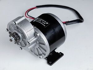 6 Pack 350 W 24 V Dc Electric Motor F Bicycle My1016z3 Without Sprockets