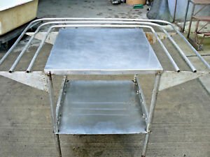 Stainless Steel Utility Work Table Used