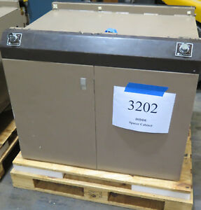 Didde Glaser 36 Spacer Cabinet For Dg 860 Web Press With Panel Controls