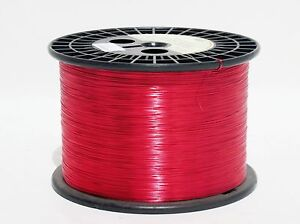 24 Gauge Enamled Magnet Wire Sold By The Spool 8 Pounds