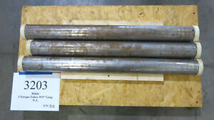 3 Didde Glaser Torque Tubes For Didde Web Press Main Drive