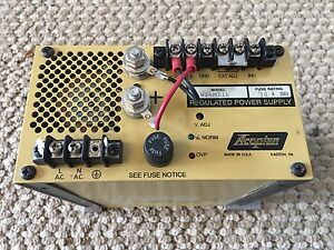 Acopian W24mt16 Regulated Power Supply 24vdc 16 Amp