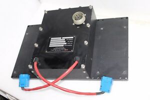 Datron Systems Incorporated Nomenclature Servo Amp P n 32255 42303 1 Rev A