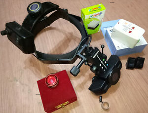 Wireless Indirect Ophthalmoscope Led With Accessories 90d Free Shipping